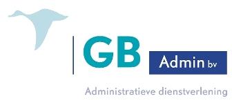 GBAdmin het adres voor uw boekhouding